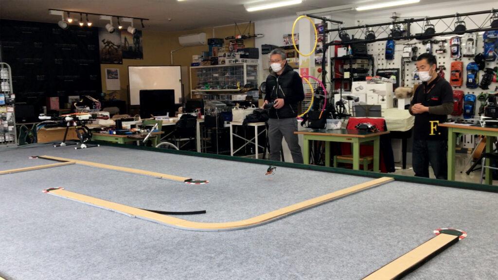 【会員サイト更新】ドローンの「操縦フィードバック動画11 マイクロヘリコプター」を公開