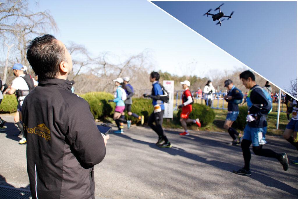 【会員サイト更新】ドローンのイベント空撮のコツはゆっくり飛行させること